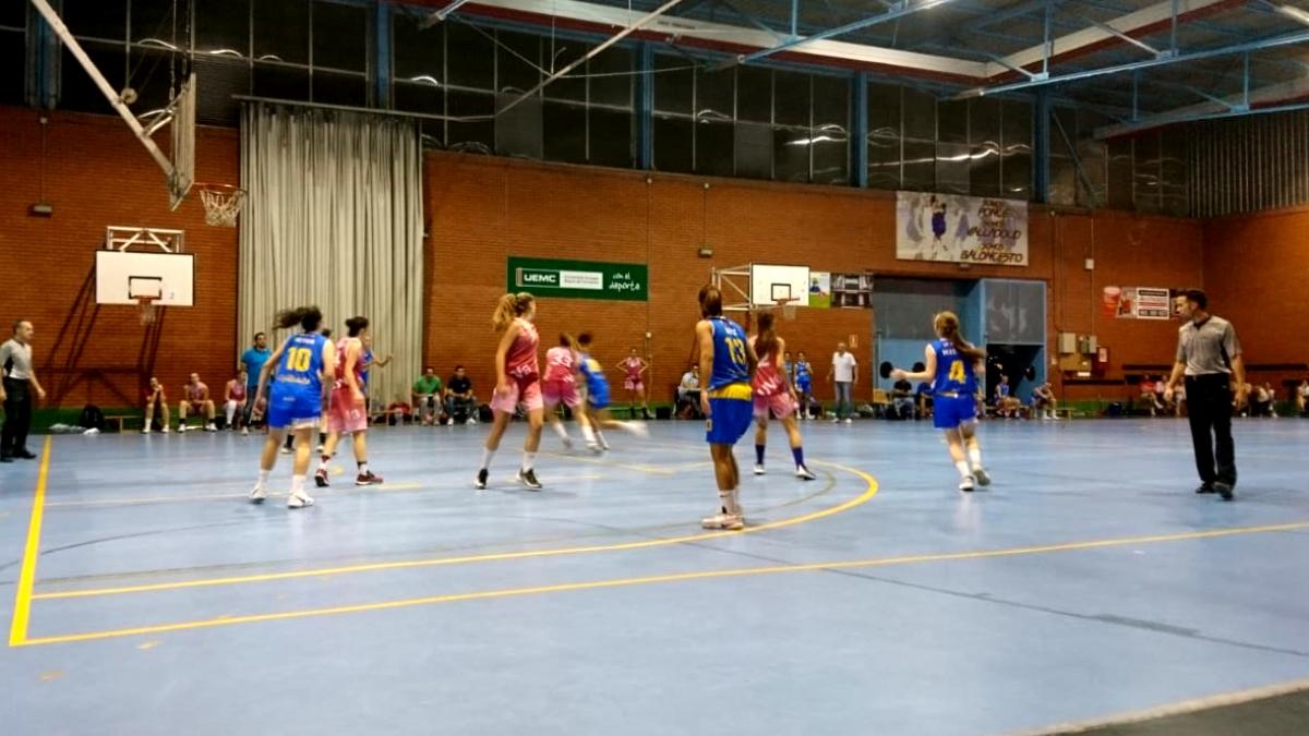 Partido de liga, jornada 03, primera nacional femenina